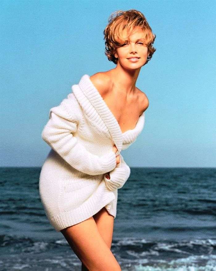 Charlize Theron Alter