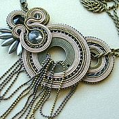 Handmade Jewelry.  Fair Masters - handmade necklace JOGE.  Handmade.