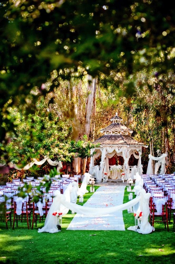 Ceremony San Go Weddings Southern California Premier Wedding Venue Twin Oaks