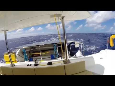 IMPI sailing the ASYMMETRIC thru SQUALLS - South Pacific Ocean - http://sailinghq.net/impi-sailing-the-asymmetric-thru-squalls-south-pacific-ocean/