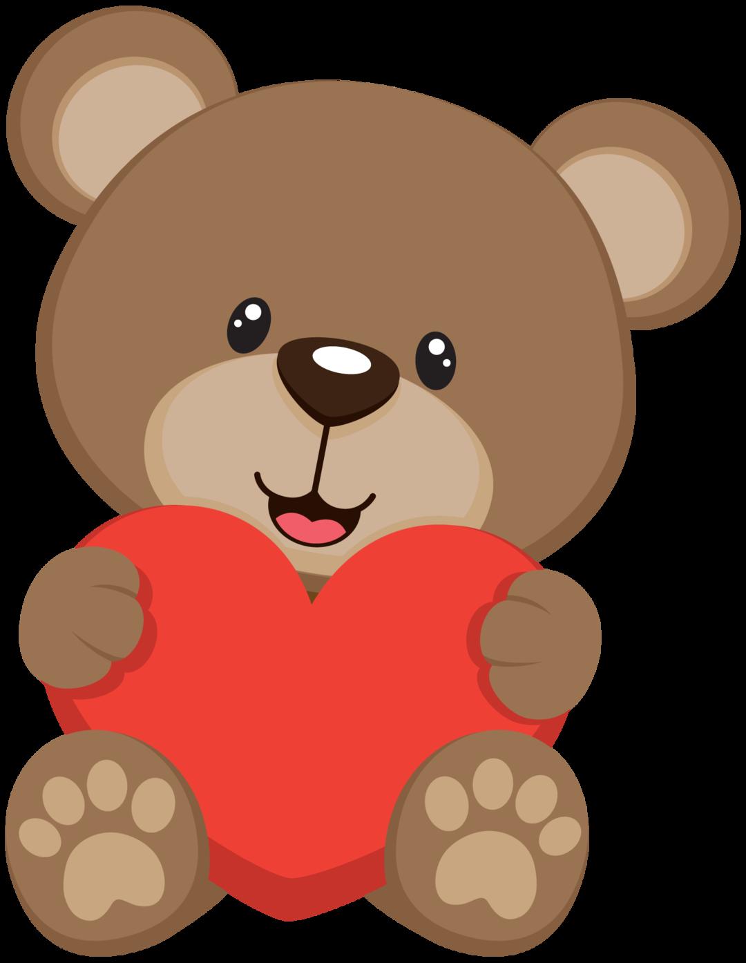 TUBES URSINHOS | manualidades | Teddy bear pictures, Teddy ... #aplikeyorgandesenleri