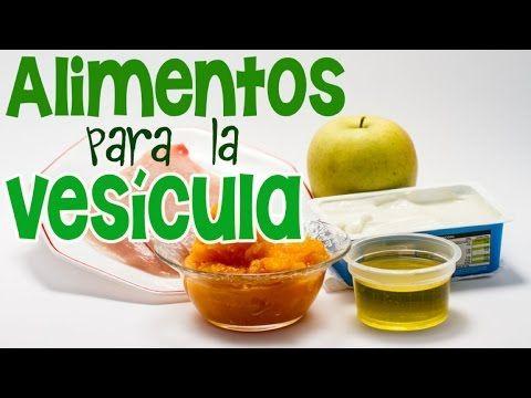 Dieta para higado graso y calculos en la vesicula