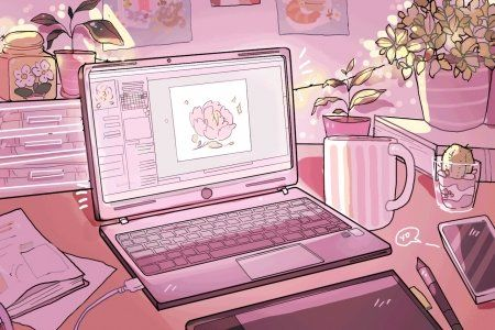 3 Reasons For Subscribing To Email Newsletters Aesthetic Desktop Wallpaper Pastel Pink Aesthetic Anime Computer Wallpaper