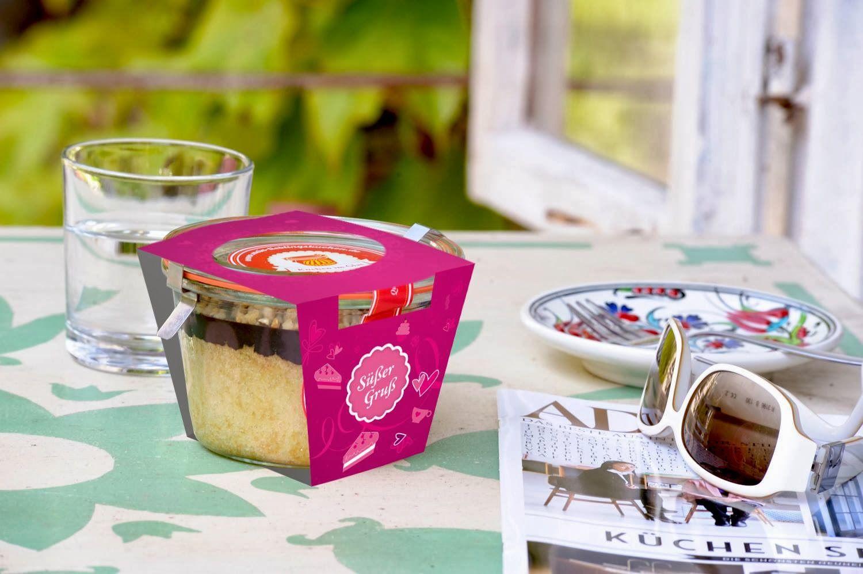 Kuchen Im Glas: Zusammenstellen, Verschicken Lassen, Verputzen!
