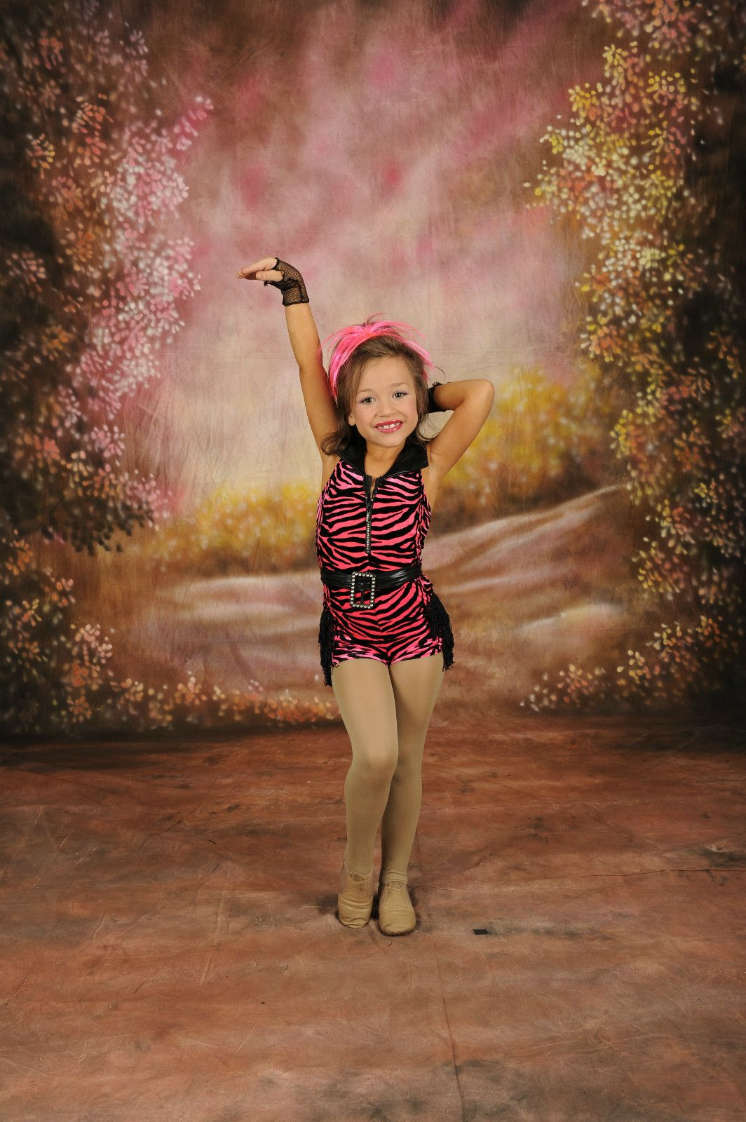 7fa7b92fc Sassy Jazz or Tap Dance Outfit Childs Small Worn One Time