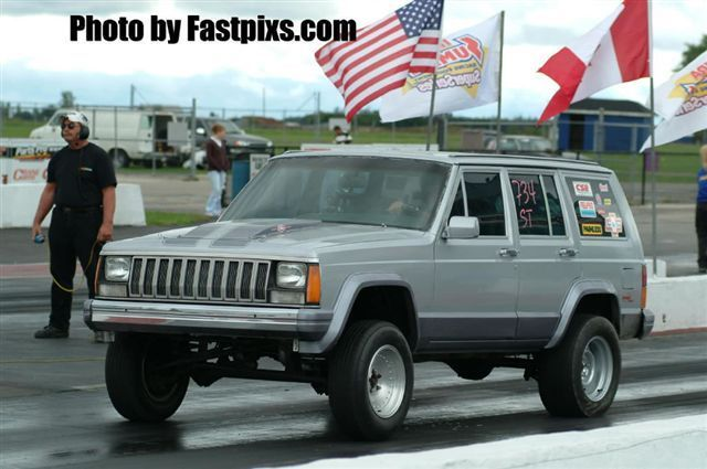 Jeep Drag Racing Jeep Cherokee Jeep Jeep Xj