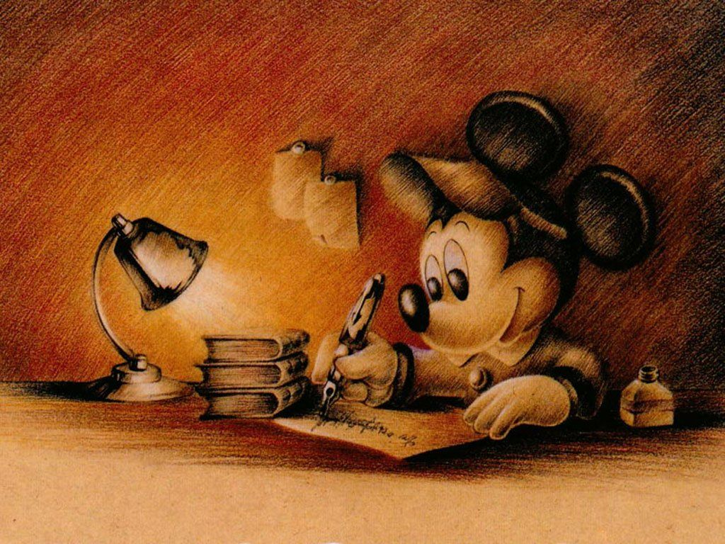 Mickey mouse 2 disney mickey mouse imagenes imagenes - Mickey mouse retro wallpaper ...