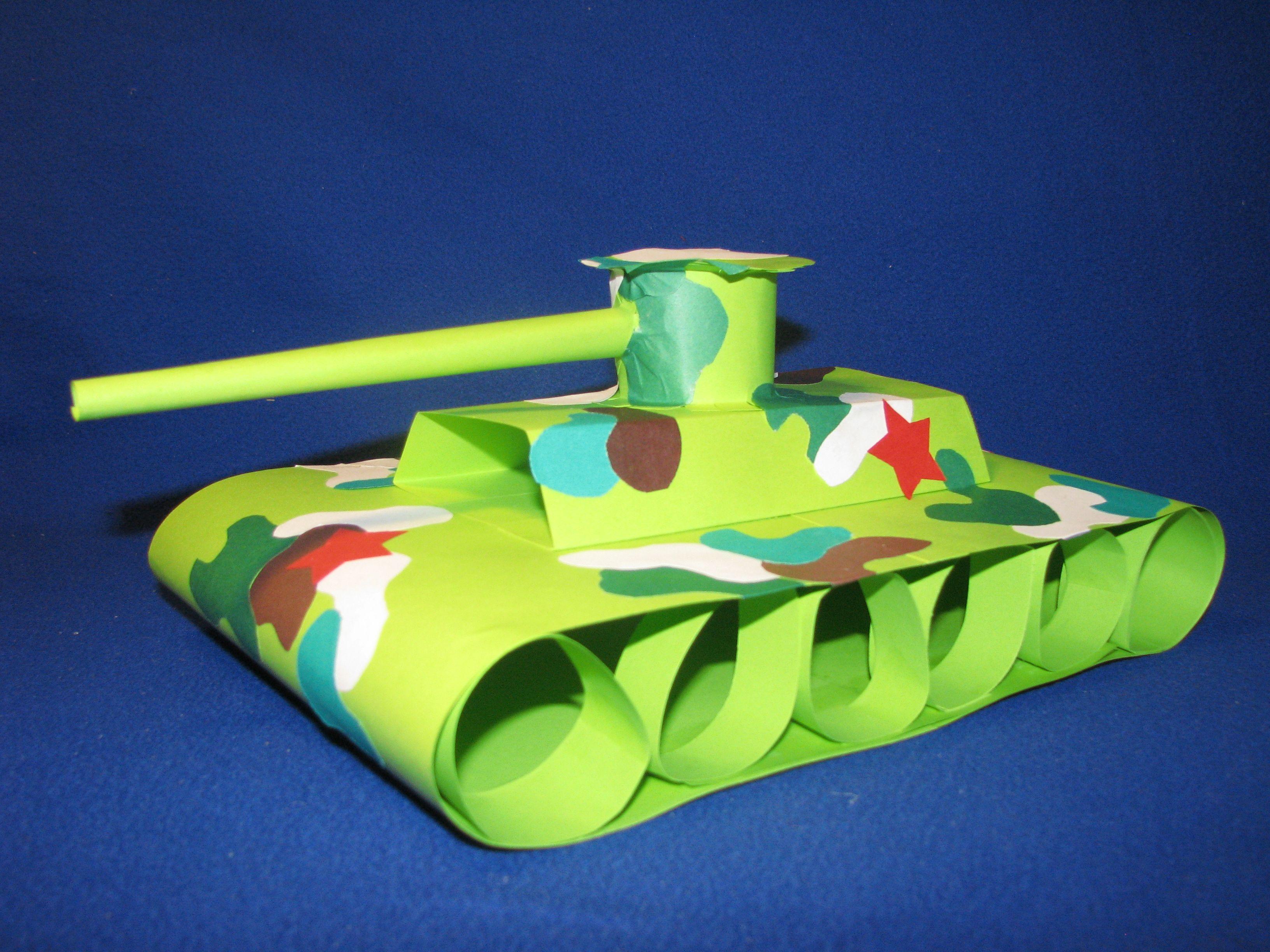 фото танка из бумаги эти выходные сша