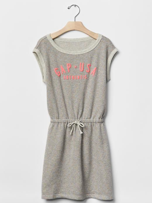 d275cec8743 Logo shimmer sweatshirt dress · Kids Clothing GirlsSweatshirt ...