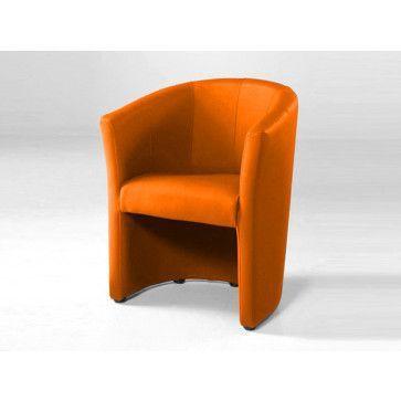 fauteuil design cabriolet en simili