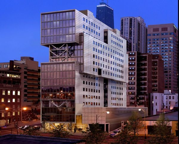 New Cubist Inspired Upper Upscale Boutique Hotel Opens 2017 In Chicago After 4 Year Delay