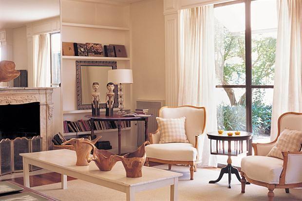 resultado de imagen para como combinar muebles antiguos y
