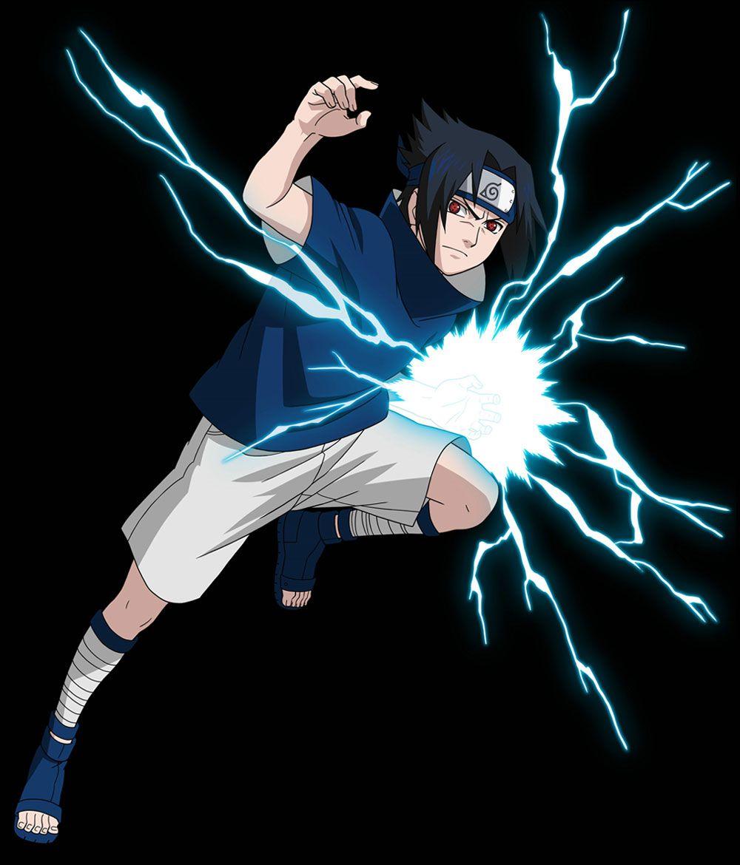 Sasuke Uchiha Anime, Poster