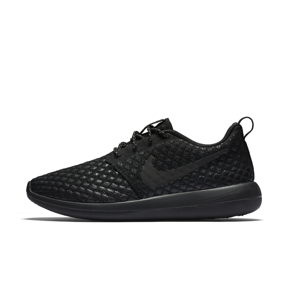 554a2d015d65 Nike Roshe Two Flyknit 365 Men s Shoe Size 11.5 (Black) - Clearance Sale