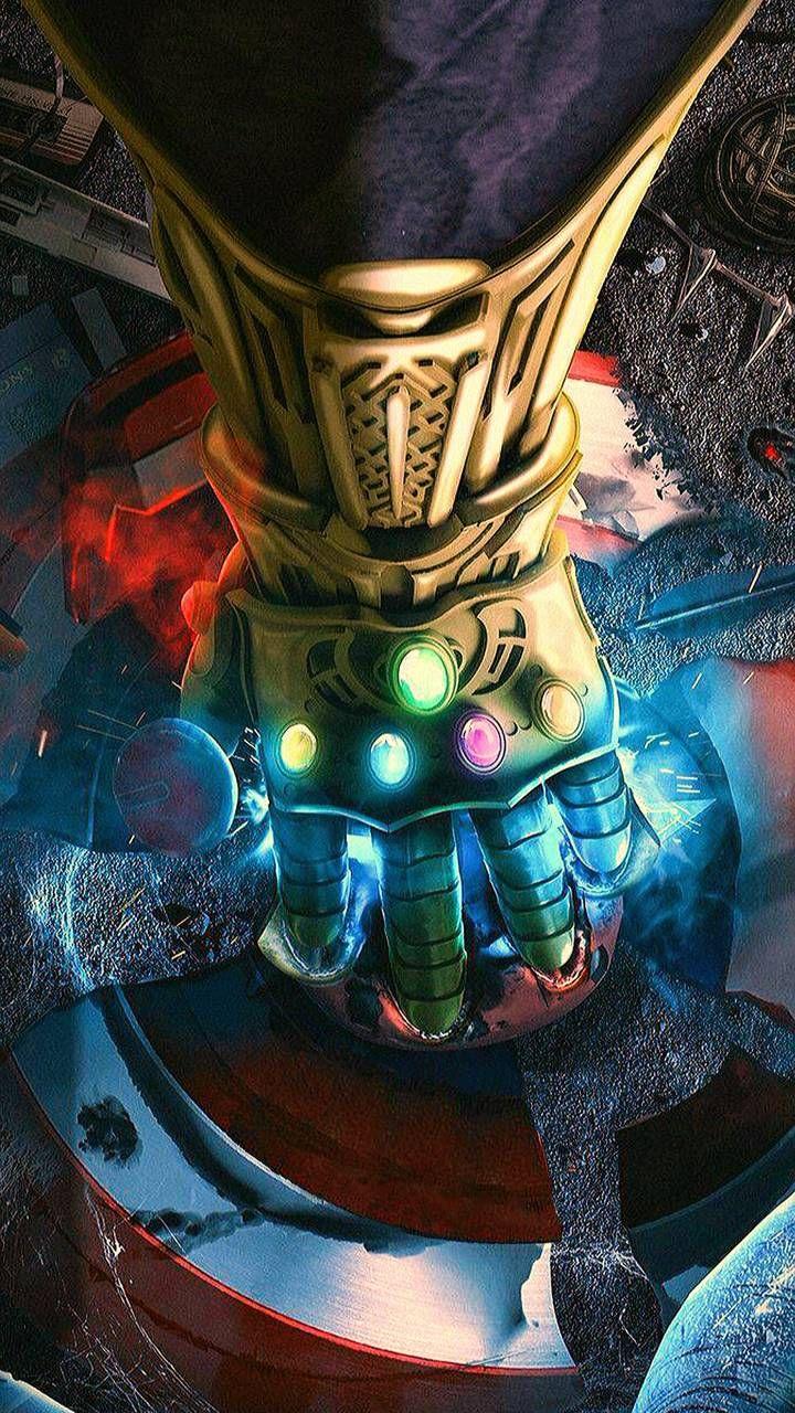 Download Infinity Gauntlet Wallpaper by Banana_Kong - b9 ...