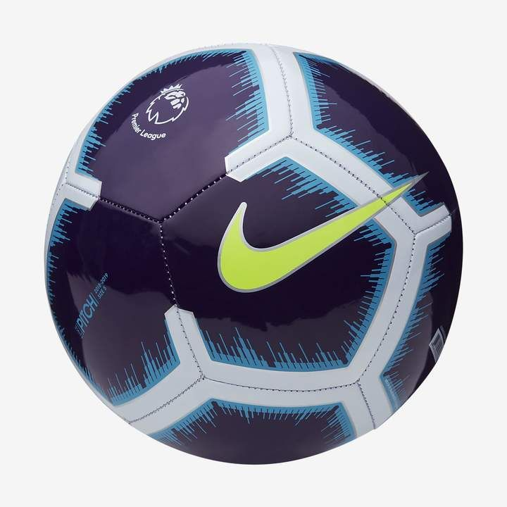 f26cd79451c82c Футбольный мяч Premier League Pitch. Nike.com RU in 2019 | Products ...