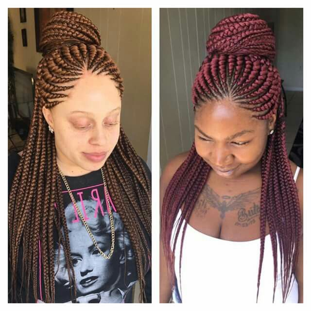 Pin By Ella Miami On General Hair Styles Braided Hairstyles Natural Hair Styles