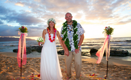 Hawaiian Barefoot Weddings