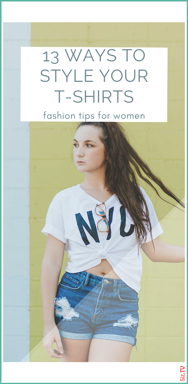 Styling T-Shirts Like Styling T-Shirts and Skirts Teenage Outfits Casual Teen …