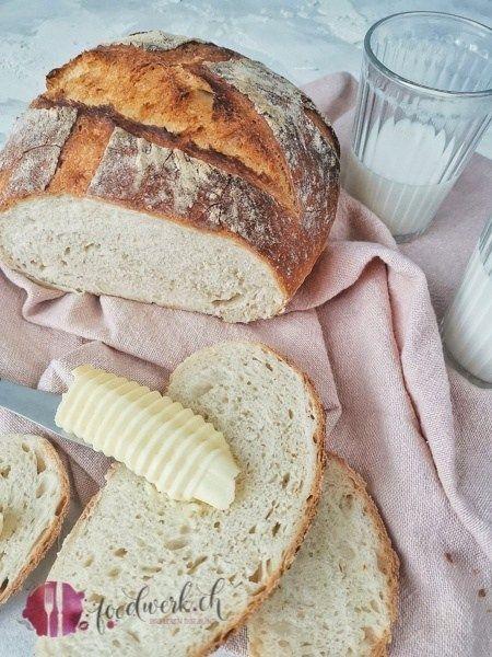 Photo of Meravigliosamente croccante: semplice pane della casa come quello di un fornaio
