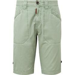 Photo of Tom Tailor Herren Josh Regular Slim Bermuda Shorts, grün, Gr.32 Tom TailorTom Tailor