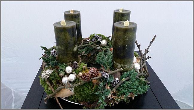floristische advent szukaj w google advent wreaths and. Black Bedroom Furniture Sets. Home Design Ideas