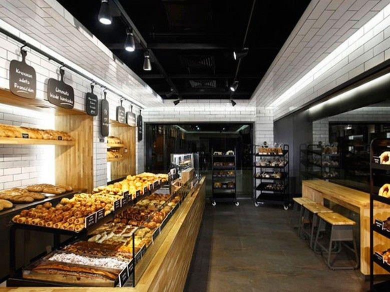 Armario Planejado De Vidro ~ P u00e3o com sabor e estilo veja tend u00eancia de padarias design