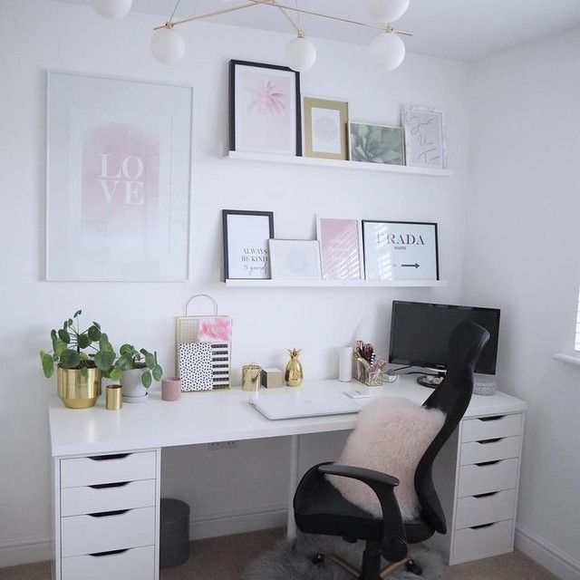 Photo of LINNMON / ALEX Tisch – weiß – IKEA,  #Alex #homeOfficeDecora…