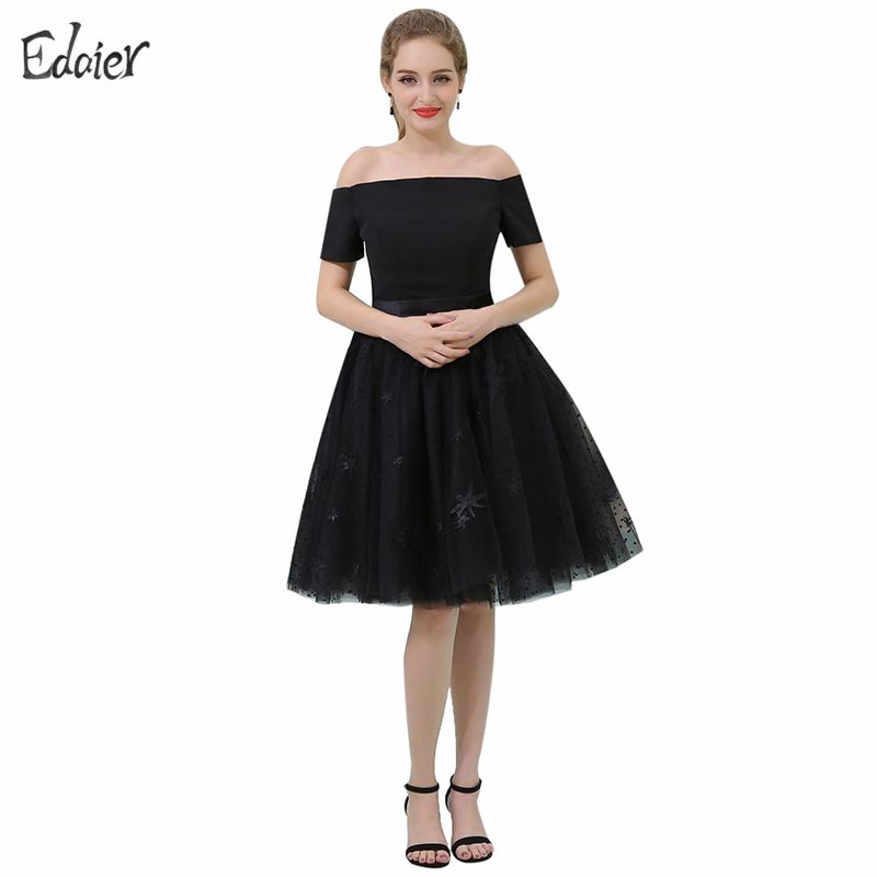 Find More Prom Dresses Information about Simple Black Prom Dresses ...