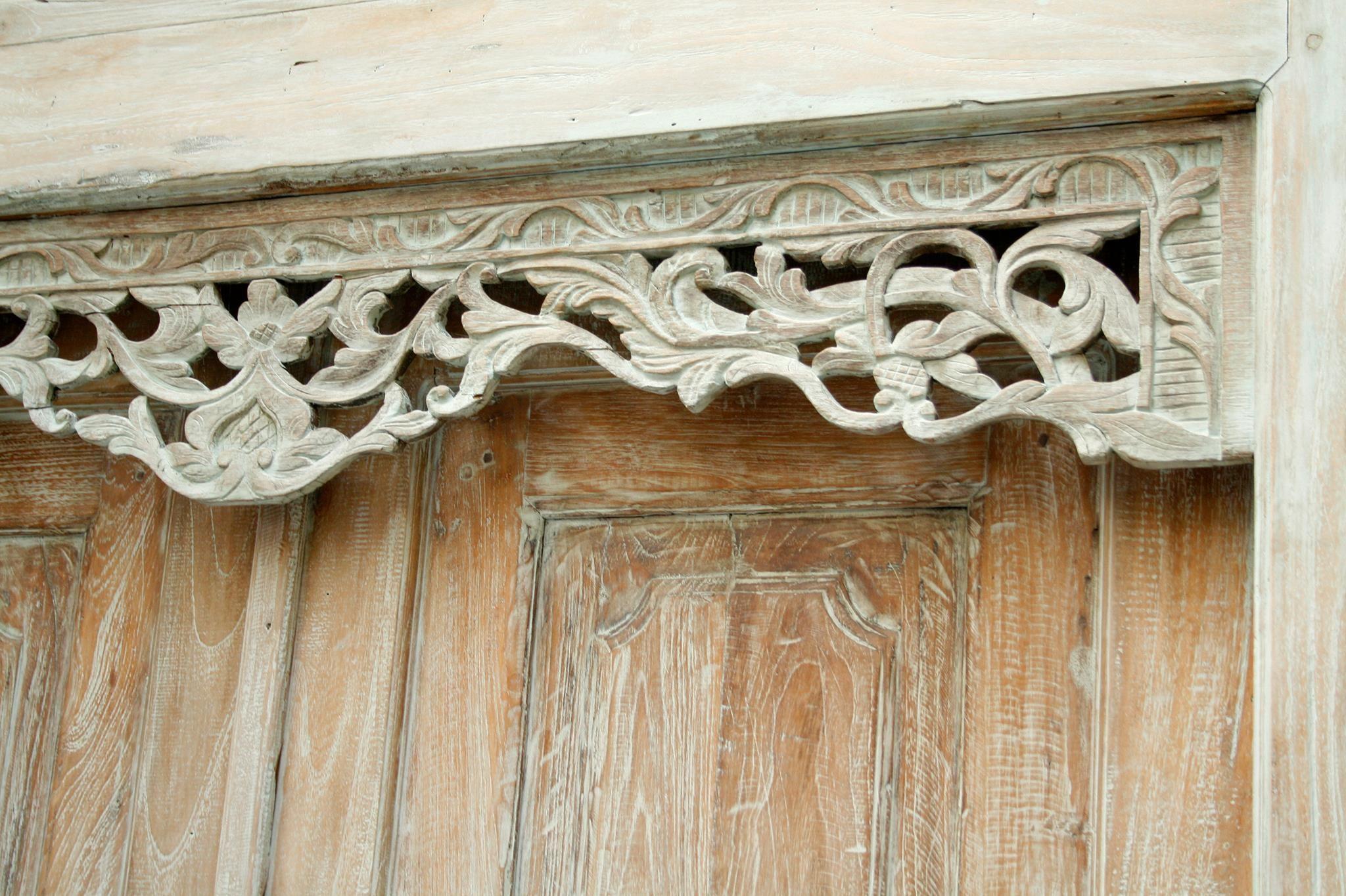 marco de puertas tallado en madera | marcos tallados | Pinterest ...