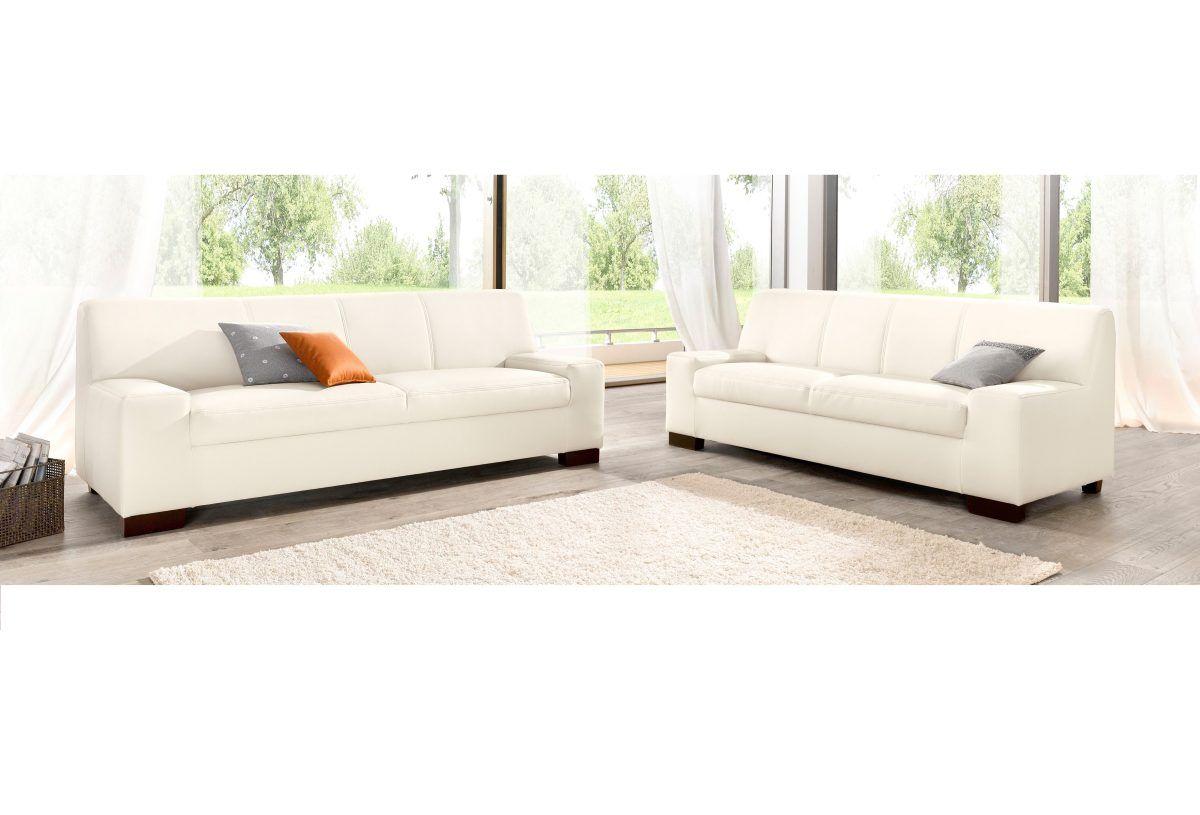 Domo Collection Set 2 Sitzer Und 3 Sitzer Beige Fsc Zertifiziert Domo Collection Jetzt Bestellen Unter Https Moebel L Mit Bildern Sofas Gunstige Sofas 3 Sitzer Sofa