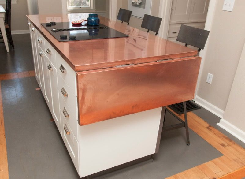Small Kitchen Island Ideas For Every Space And Budget Kitchen
