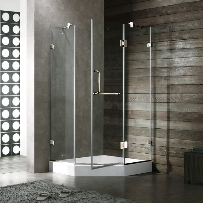 Guide In Choosing Your Corner Shower Enclosures Shower Enclosure