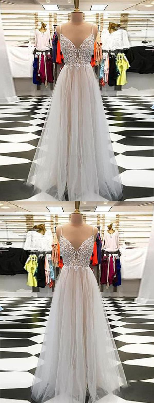 Admirable open back vneck in wedding ideas pinterest
