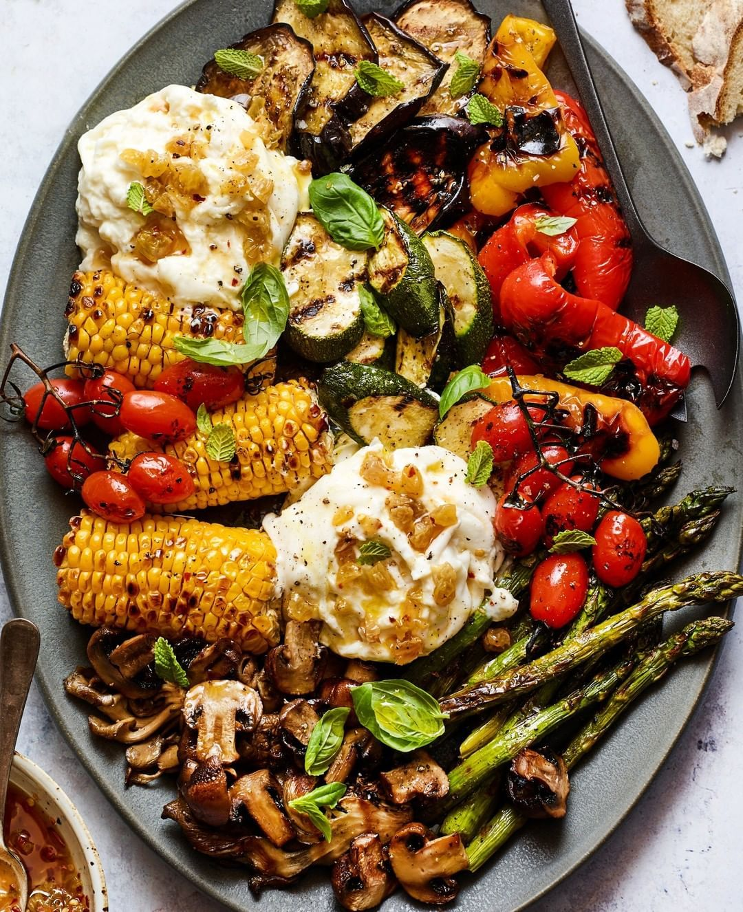 Nyt Cooking On Instagram Reminder Summer Is Still Happening That S Why Clarkbar Developed This New Re In 2020 Nyt Cooking Vegan Recipes Healthy Grilled Vegetables