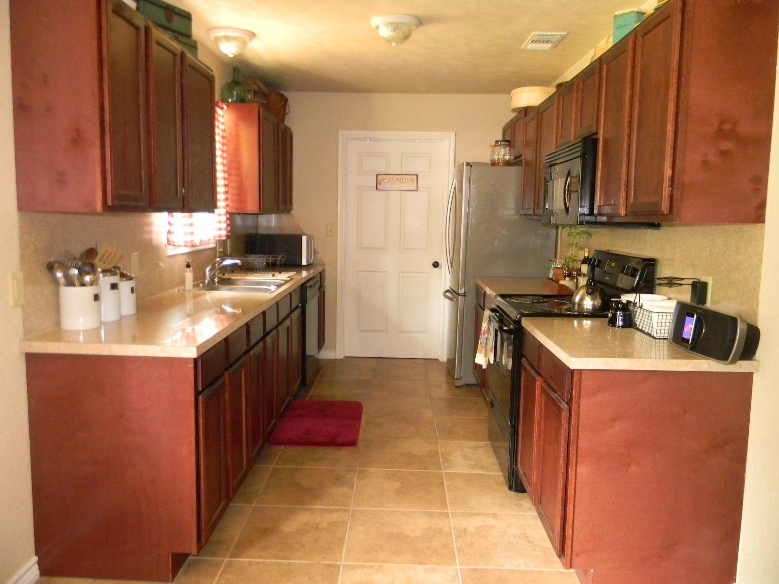home design photos small galley kitchen galley kitchen ideas ...   {Pantryküche design 51}