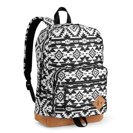 70f320fc3bd No Boundaries Printed Dome Backpack, Black | Products | Girl ...