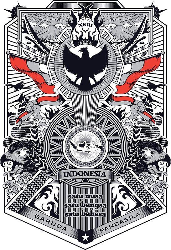 89+ Gambar Lukisan Garuda Pancasila Paling Bagus