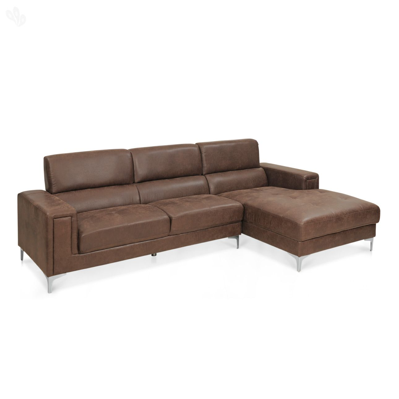 Royaloak Flora Sofa Right Brown Online From India S Most Affordable Furniture Brand
