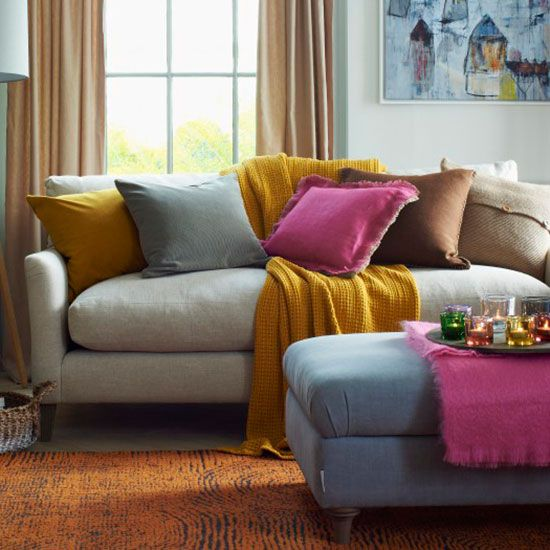 Grey sofas: our pick of the best