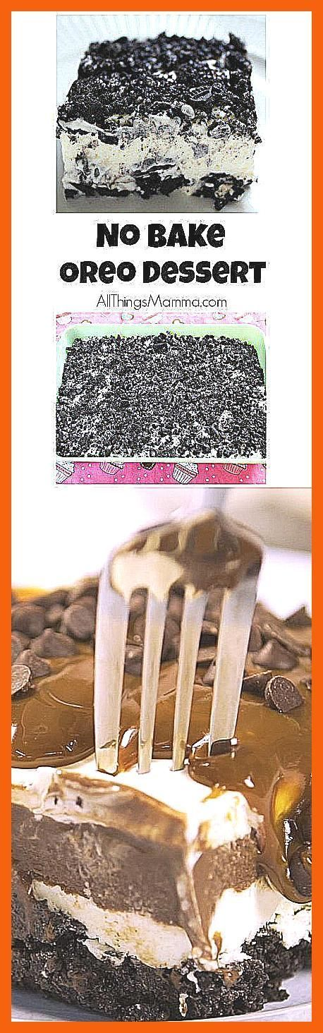 Photo of OMG Chocolate Oreo Cheesecake Brownie Trifle –  No Bake Oreo Dessert Recipe  #Pu…