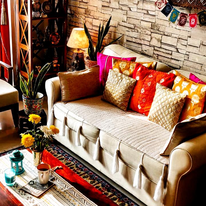 diwali decoration #diwali decoration | Colourful living ...