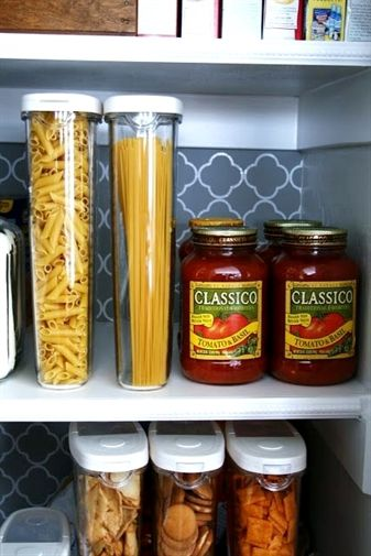 Pretty Pantry – Guest Blogger! » Apartment Living Blog » ForRent.com : Apartment Living #Apartment decorating #firstapartment
