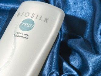 Biosilk Treatment producten geven intensieve verzorging en voeding aan je haar.