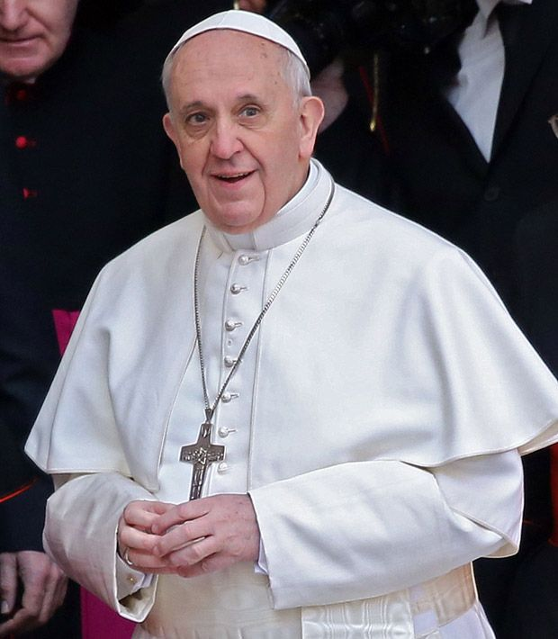 Childhood Lover Of Pope Francis 1 Reveals How She Nudged Him To Priesthood By Refusing His Marriage Proposal Pope Francis Pope Pope Francis Vatican