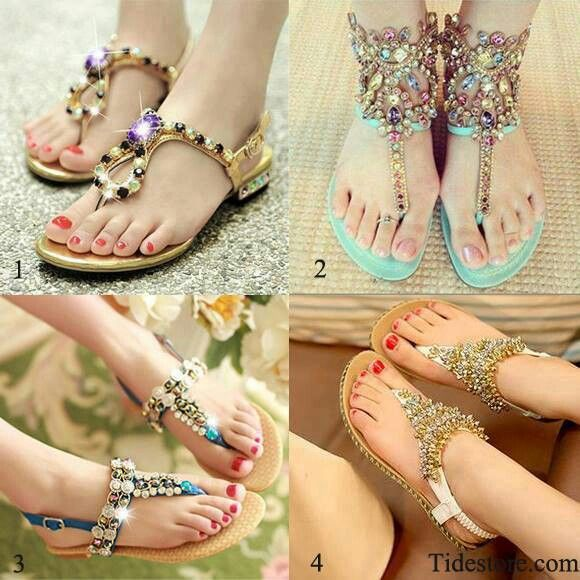 I love these sandals!!!!!