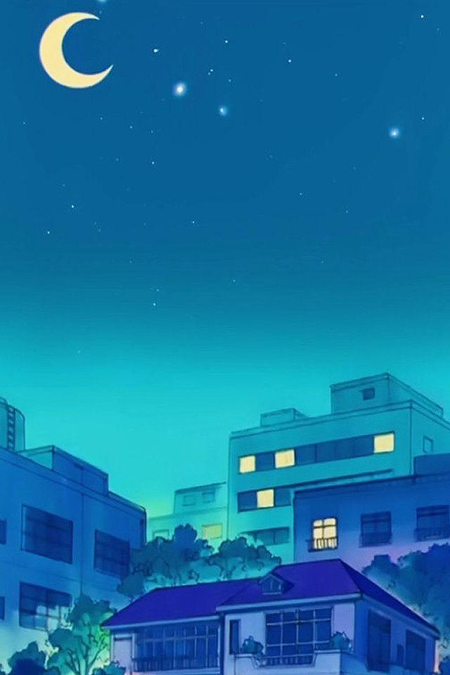 aesthetic astrology Tumblr Sailor moon background