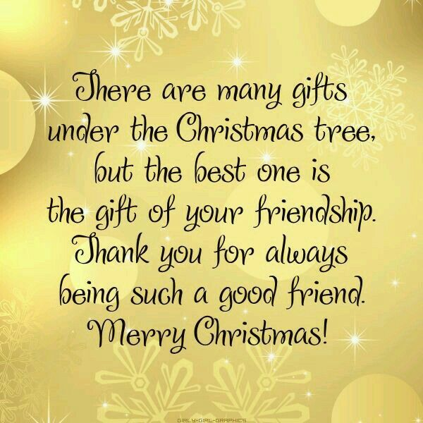 Download Christmas Wishes For Friends