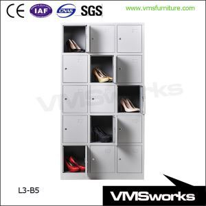 china heavy duty custom metal public 18 door lockers cabinet for