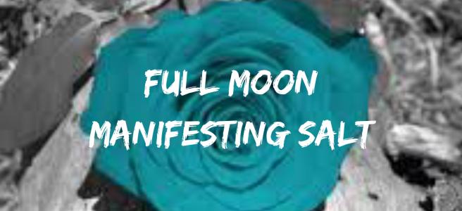 Full Moon Ritual #fullmoontarotspread